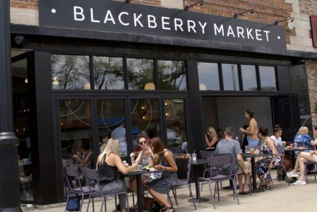 Blackberry Market