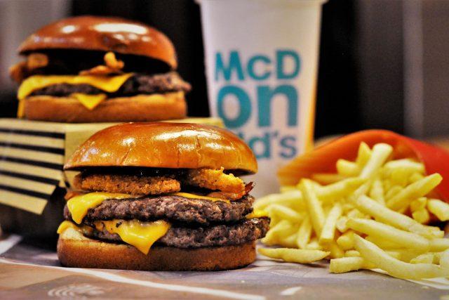McDonald's of La Grange