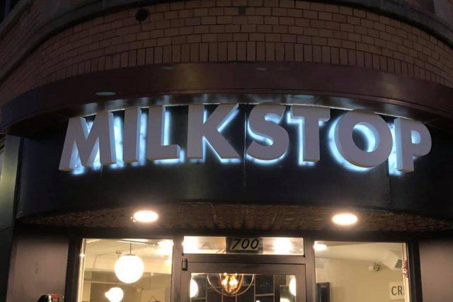 Milkstop Cafe