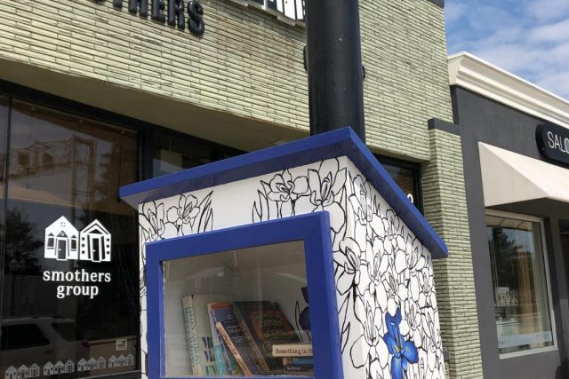 Book Shack - Smothers