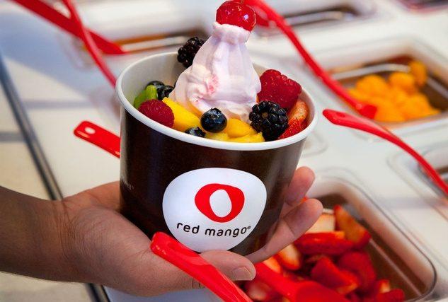 Red Mango Frozen Yogurt