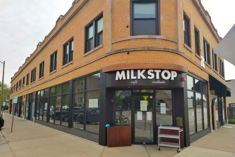 Milkstop Cafe La Grange Illinois