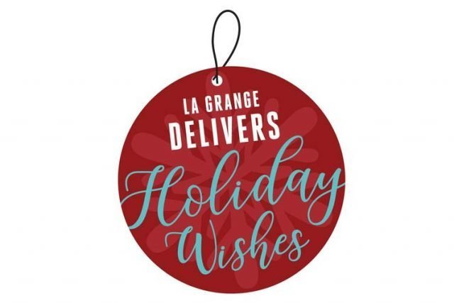 La Grange Holiday Wishes 2020