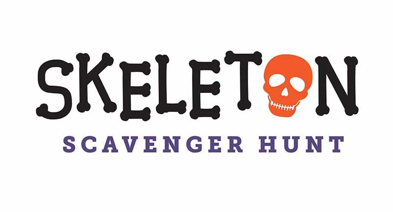 Skeleton Scavenger Hunt La Grange