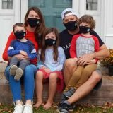 Mask Up La Grange Family