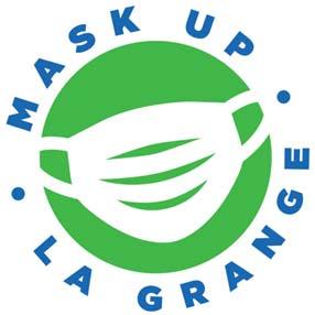 Mask Up La Grange