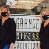La Grange Business Association Masks