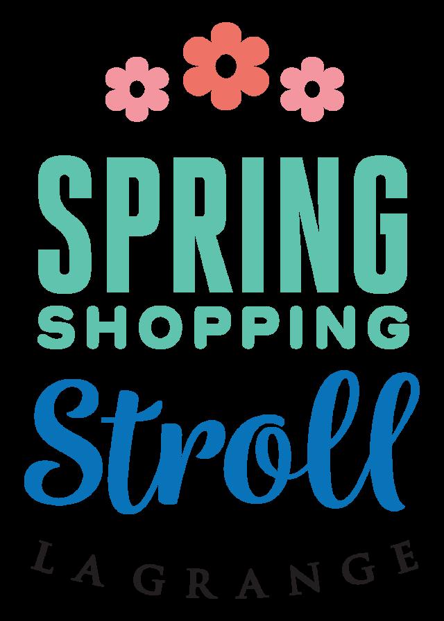 Spring Shopping Stroll